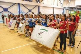 26 equipos se enfrentan en 3ra versión Grand Prix de Volleyball New Horizons
