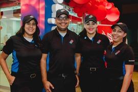 Domino's celebra su 28 aniversario en República Dominicana
