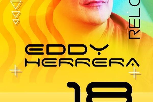 """""""Eddy Herrera Realoaded"""" listo para subir a tarima el 18 de octubre bajo la producción de ADN Stream Concerts"""