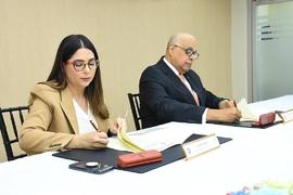 El Consejo Nacional de Drogas y CONANI firman alianza